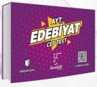 Karekök Yayınları AYT Edebiyat Cep Test