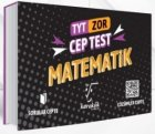 Karekök Yayınları TYT Matematik Zor Cep Test