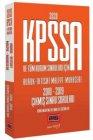 Yargı Yayınları 2020 KPSS A Grubu ve Tüm Kurum Sınavları İçin Hukuk İktisat Maliye Muhasebe 2010 2019 Çıkmış Sınav Soruları