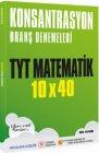 Hocalara Geldik TYT Matematik Konsantrasyon Branş Denemeleri