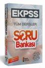 İsem Yayınları EKPSS Tüm Dersler Tamamı Çözümlü Soru Bankası