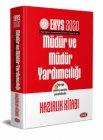 Data Yayınları 2020 MEB EKYS Müdür ve Müdür Yardımcılığı Hazırlık Kitabı