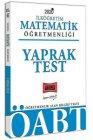 Yargı Yayınları 2020 ÖABT İlköğretim Matematik Öğretmenliği Yaprak Test