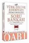 Yargı Yayınları 2020 ÖABT Türk Dili ve Edebiyatı Öğretmenliği Soru Bankası
