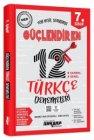 Ankara Yayıncılık 7. Sınıf Türkçe Güçlendiren 12 Deneme Sınavı