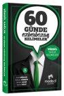 Modadil Yayınları YÖKDİL Sağlık Bilimleri 60 Günde Ezber Bozan Kelimeler
