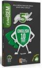 Farklı İsem 5. Sınıf İngilizce Tamamı Çözümlü 10 Fasikül Deneme
