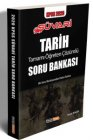 Kariyer Meslek Yayınları 2020 KPSS Süvari Tarih Soru Bankası Tamamı Öğreten Çözümlü