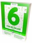 Bilfen Yayınları 6. Sınıf Fen Bilimleri Konu Anlatımlı Fasikül Set