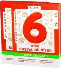 Bilfen Yayınları 6. Sınıf Sosyal Bilgiler Depar Yeterlilik Paketi