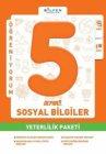 Bilfen Yayınları 5. Sınıf Sosyal Bilgiler Depar Yeterlilik Paketi