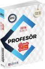 Lider Yayınları 2020 KPSS Eğitim Bilimleri Profesör Çözümlü Soru Bankası