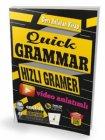 Pelikan Yayınları Quick Grammar Hızlı Gramer Video Anlatımlı Ders Anlatan Kitap