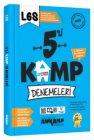 Ankara Yayıncılık 8. Sınıf LGS 5 li Kamp Denemeleri 1. Dönem