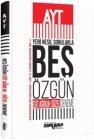 Ankara Yayıncılık AYT Eşit Ağırlık Sözel Yeni Nesil Sorularla 5 Özgün Deneme
