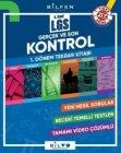 Bilfen Yayınları 8. Sınıf LGS 1. Dönem Gerçek ve Son Kontrol Tekrar Kitabı