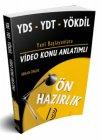 Benim Hocam Yayınları YDS YDT YÖKDİL Ön Hazırlık Video Konu Anlatımlı