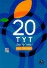 Endemik Yayınları TYT Fen Bilimleri 20 li Deneme