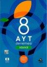 Endemik Yayınları AYT Sayısal 8 Özel Denemesi