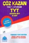 Çöz Kazan TYT 5 Video Çözümlü Deneme Seti