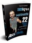 HocaWebde Yayınları 2020 KPSS Matematik Tamamı Çözümlü 22 Deneme