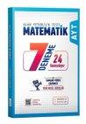 Sonuç Derece Yayınları AYT Matematik 7 Deneme