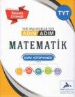 PRF Paraf Yayınları TYT Matematik Adım Adım Tamamı Çözümlü Soru Kütüphanesi