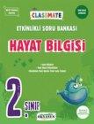 Okyanus Yayınları 2. Sınıf Hayat Bilgisi Classmate Etkinlikli Soru Bankası