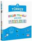 Kral Kızı Yayınları 3. Sınıf Türkçe Beceri Temelli Yeni Nesil Etkinlikler