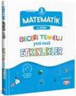 Kral Kızı Yayınları 3. Sınıf Matematik Beceri Temelli Yeni Nesil Etkinlikler 2. Kitap