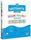 Kral Kızı Yayınları 3. Sınıf Matematik Beceri Temelli Yeni Nesil Etkinlikler 1. Kitap