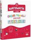 Kral Kızı Yayınları 4. Sınıf Matematik Beceri Temelli Yeni Nesil Etkinlikler 1. Kitap