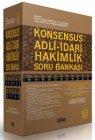 Savaş Yayınları KONSENSUS Adli İdari Hakimlik Soru Bankası İş Hukuku Dahil Ağustos 2020