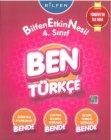 Bilfen Yayıncılık 4. Sınıf Ben Türkçe