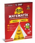 Arı Yayıncılık 6. Sınıf Matematik 2 si 1 Arada Matemito