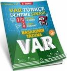 Arı Yayıncılık 6. Sınıf Türkçe Var Deneme Sınavı
