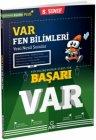 Arı Yayıncılık 8. Sınıf Fen Bilimleri VAR Soru Bankası