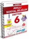 Arı Yayıncılık 6. Sınıf Sosyal Bilgiler Akıllı Defteri
