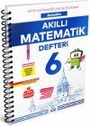 Arı Yayıncılık 6. Sınıf Matematik Akıllı Defteri