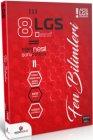 Sistem Plus Yayınları 8. Sınıf LGS Fen Bilimleri Video Konu Anlatım ve Çözümlü Soru Bankası