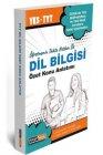 Kariyer Meslek Yayınları TYT Dil Bilgisi Öğretmenin Tahta Notları ile Özet Konu Anlatımı