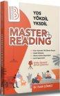 Benim Hocam Yayınları YDS YÖKDİL YKSDİL Master Reading