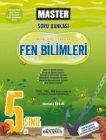 Okyanus Yayınları 5. Sınıf Fen Bilimleri Master Soru Bankası