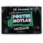 KR Akademi 8.Sınıf LGS Matematik Poster Notları