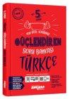 Ankara Yayıncılık 5.Sınıf Güçlendiren Türkçe Soru Bankası