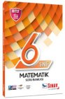 Sınav Yayınları 6. Sınıf Matematik Soru Bankası BTS