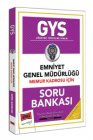 Yargı Yayınları GYS Emniyet Genel Müdürlüğü Memur Kadrosu İçin Soru Bankası