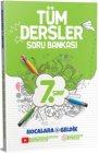 Hocalara Geldik 7. Sınıf Tüm Dersler Soru Bankası