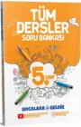 Hocalara Geldik 5. Sınıf Tüm Dersler Soru Bankası