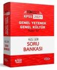 Data Yayınları 2021 KPSS Genel Kültür Genel Yetenek Soru Bankası Seti